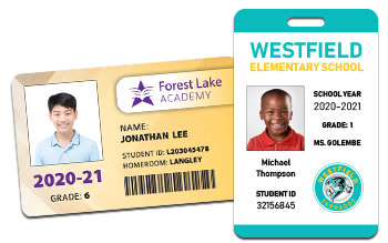 Student ID Cards for Private Schools and Religious Schools