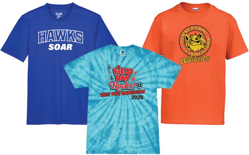 PTA Shirt Fundraiser