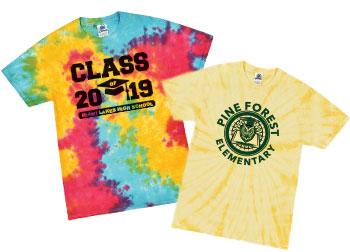 School Spirit Shirts
